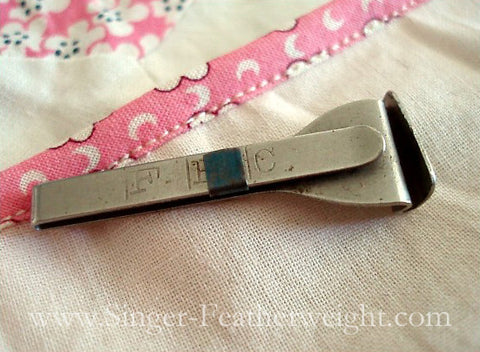 Bias Cutting Gauge, (Vintage)