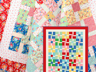 Load image into Gallery viewer, Pattern, Blossom Fields Quilt by Ellis & Higgs (digital download)