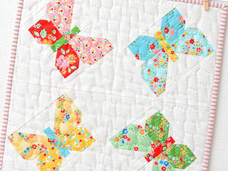Load image into Gallery viewer, Pattern, Butterfly Dance MINI Quilt by Ellis & Higgs (digital download)