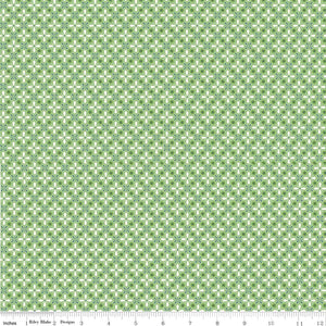 Fabric, Farm Girl Vintage by Lori Holt VINTAGE GREEN (by the yard)