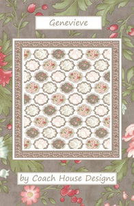 PATTERN  - Genevieve by Coach House Designs