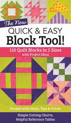 PATTERN BOOK, The New Quick & Easy Block Tool