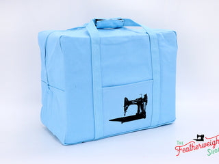 Load image into Gallery viewer, BAG, Tote for Featherweight Case or Tools & Accessories - LIGHT BLUE