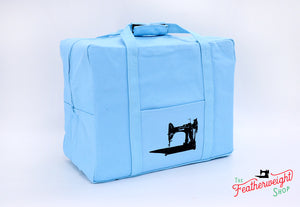 BAG, Tote for Featherweight Case or Tools & Accessories - LIGHT BLUE