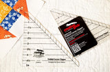 Folded Corner Clipper Ruler by Creative Grids