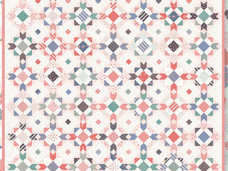 "Load image into Gallery viewer, PATTERN, ""Early Riser"" Quilt by Kristyne Czepuryk Pretty by Hand"