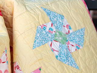 Load image into Gallery viewer, PATTERN, Twirl Quilt Pattern by It's Sew Emma