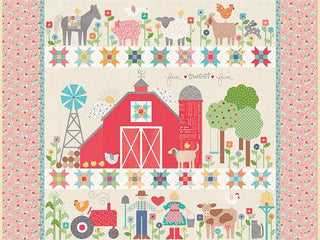 Load image into Gallery viewer, FARM SWEET FARM Sew Simple Shapes by Lori Holt