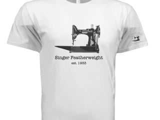 Load image into Gallery viewer, T-Shirt, Short Sleeve - Singer Featherweight est. 1933
