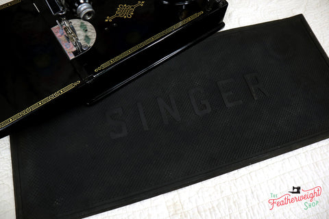 Rubber Table Mat for the Singer Featherweight 221 & 222 (Vintage Original)