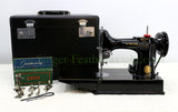 Singer Featherweight 221 Sewing Machine, AM408***