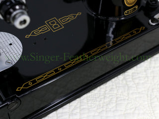 Load image into Gallery viewer, Singer Featherweight 221 Sewing Machine, AM404***
