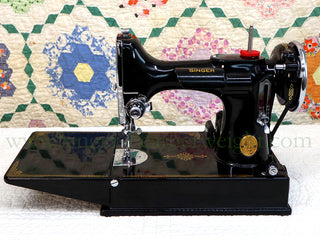 Load image into Gallery viewer, Singer Featherweight 221 Sewing Machine, AF170***