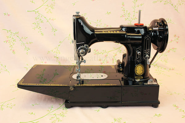 Singer Featherweight 222k Sewing Machine For Sale The
