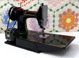 Copy of Singer Featherweight 221 Sewing Machine, AL169***