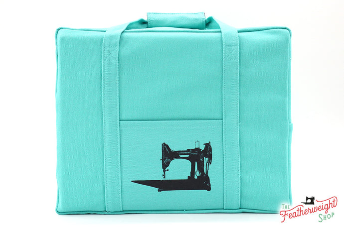 BAG, Tote for Featherweight Case or Tools & Accessories - TEAL