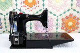 Singer Featherweight 221 Sewing Machine, AM776***