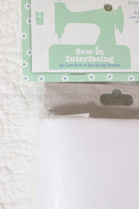 Interfacing - Sew-In by Lori Holt of Bee in My Bonnet