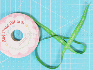 Load image into Gallery viewer, Ribbon by Lori Holt of Bee in my Bonnet (SOLD BY THE YARD)