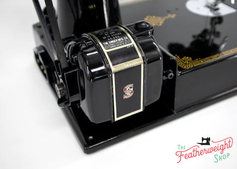 Singer Featherweight 40 Sewing Machine 40 AD40 The Singer Beauteous 1935 Singer Sewing Machine