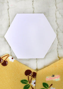 "Sue Daley 3/4"" Hexagon Papers For English Paper Piecing"