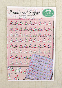 "PATTERN, ""Powdered Sugar"" Quilt by Kristyne Ezepuryk Pretty by Hand"