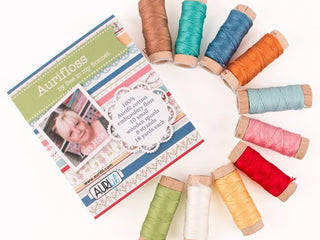Load image into Gallery viewer, AURIFLOSS, 10 Spool Collection - Aurifil Embroidery Floss Thread by Lori Holt