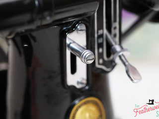 Load image into Gallery viewer, Sew / Darn Lever, Singer Featherweight 222K (Vintage Original)