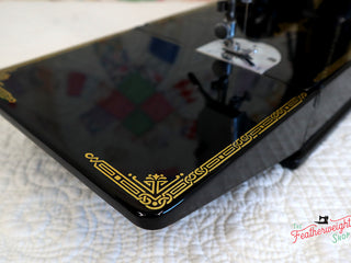 Load image into Gallery viewer, Singer Featherweight 221K Sewing Machine, EH629***
