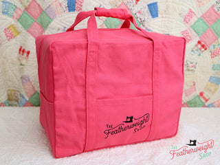 Load image into Gallery viewer, BAG, Tote for Featherweight Case or Tools & Accessories - BETTY'S STRAWBERRY PINK