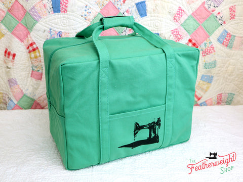 BAG, Tote for Featherweight Case or Tools & Accessories - JADE GREEN