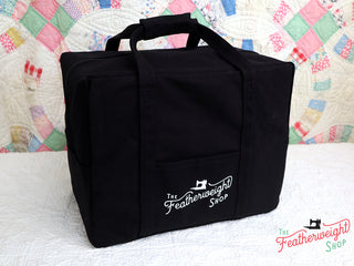 Load image into Gallery viewer, BAG, Tote for Featherweight Case or Tools & Accessories - BLACK