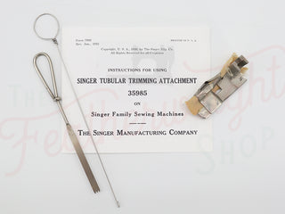 Load image into Gallery viewer, Tubular Trimmer, Singer (Vintage Original)