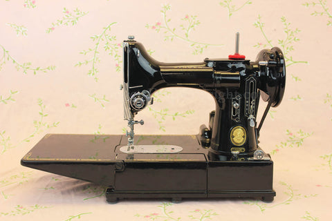 singer featherweight 222k sewing machine for sale the singer rh singer featherweight com Singer Featherweight Badges Singer Featherweight Badges