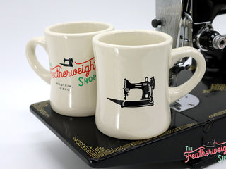 Load image into Gallery viewer, Coffee Mug, Singer Featherweight