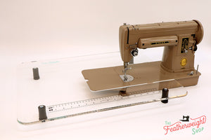 Sew Steady CLEAR Singer 301 Table Extension + BAG - LONGBED (SHIPS DIRECTLY FROM MANUFACTURER)