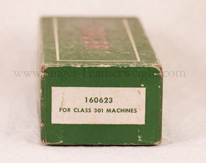 Boxed Set of Singer Attachments, SLANT SHANK (Vintage Original)