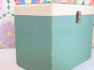 Load image into Gallery viewer, White Featherweight Case, (Vintage Original)