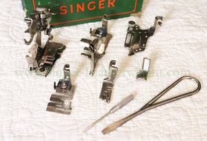 Singer Featherweight 221 Sewing Machine, AM161***