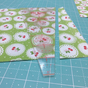 "Pie Ruler ""Sew Simple Shapes"" by Lori Holt of Bee in my Bonnet"