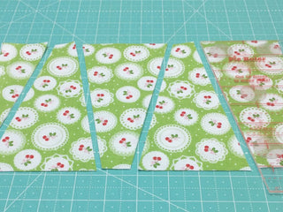 "Load image into Gallery viewer, Pie Ruler ""Sew Simple Shapes"" by Lori Holt of Bee in my Bonnet"