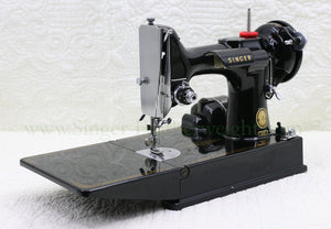 Singer Featherweight 221 Sewing Machine, AM383***