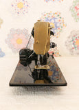 Singer Featherweight 221 Sewing Machine, AL721*** GOLD PLATED!!!