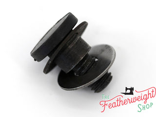 Load image into Gallery viewer, Screw, Singer Featherweight Bobbin Winder Screw (Vintage Original)