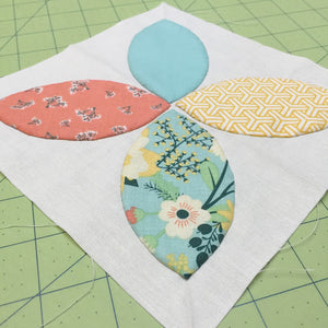 BLOOM Sew Simple Shapes by Lori Holt of Bee in My Bonnet