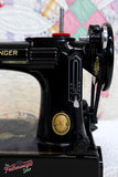 Singer Featherweight 221 Sewing Machine, AL024***