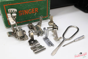 "Walking Presser Foot ""Penguin"", Singer (Vintage Original)"