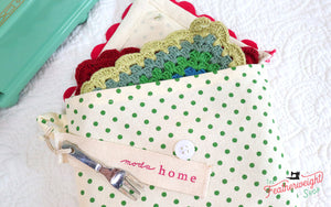 Grandma's Pot Holders by Moda Home - Set of 3