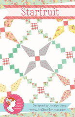 Load image into Gallery viewer, PATTERN, It's Sew Emma - STARFRUIT