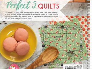 Load image into Gallery viewer, PATTERN BOOK, Perfect 5 Quilts from It's Sew Emma